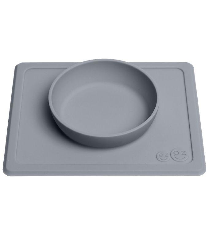 EzPz Happy Mini Bowl – Silikone – Gr?