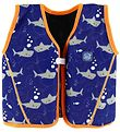 Splash About Badevest - Float - Shark Orange