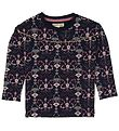 Small Rags Bluse - Navy m. Blomster
