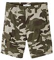 Name It Shorts - NkmRyan - Silver Sage