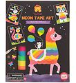 Tiger Tribe Tape Kunst - Neon - Electric Animals
