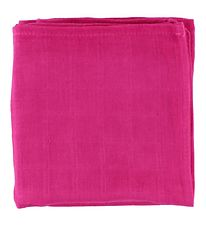 Pippi Stofble - 70x70 - Pink
