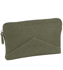 ByStroom Clutch - Hilma - Oliven