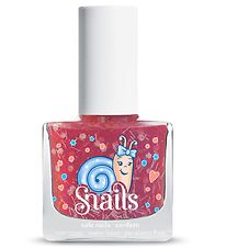Snails Neglelak - Candy Cane - Pink Glimmer Mix