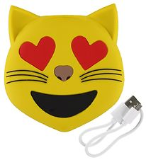 Moji Power Powerbank - Love Cat - 2600mAh