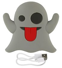 Moji Power Powerbank - Ghost - 2600mAh