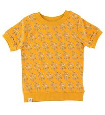 AlbaBaby T-shirt - Alberte - Old Gold Liberty Love