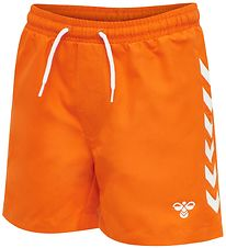 Hummel Badeshorts - hmlDelta - Orange