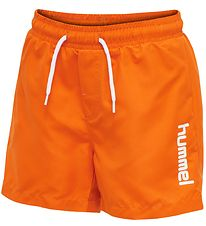 Hummel Badeshorts - hmlBondi - Orange