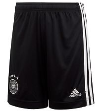 adidas Performance Fodboldshorts - Germany - Sort