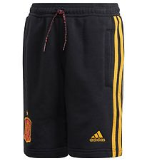 adidas Performance Shorts - Spanien - Sort/Orange