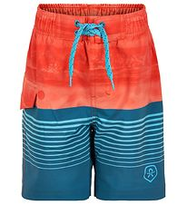 Color Kids Badeshorts - Blue Sapphire
