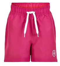 Color Kids Badeshorts - UV30+ - Pink Yarrow