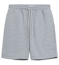 Grunt Shorts - OUR Svend - Gråmeleret