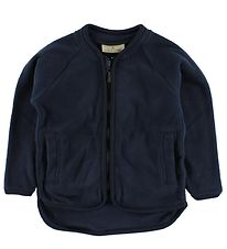 Nordic Label Fleecejakke - Navy