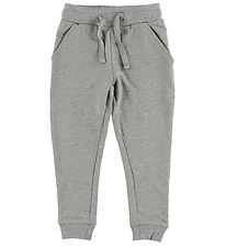Nordic Label Sweatpants - Gråmeleret