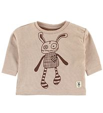 Small Rags Sweatshirt - Rosa m. Mr. Rags