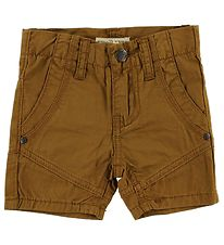 Small Rags Shorts - Brun