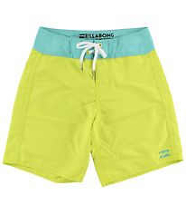 Billabong Badeshorts - All Day - Lime