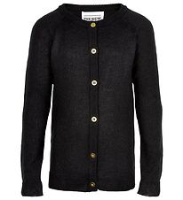 The New Cardigan - Sort m. Glimmer