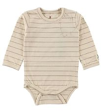 Small Rags Body l/æ - Creme m. Striber