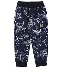 Young Versace Sweatpants - Navy m. Print