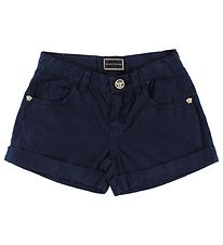 Young Versace Shorts - Navy
