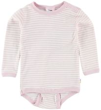 Joha Body l/æ - Rosa/Creme Striber