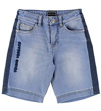 Young Versace Shorts - Denim - Blå/Navy