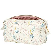 Cam Cam Toilettaske - Quilted - Pressed Leaves Rose