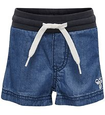 Hummel Shorts - Jaco - Denim