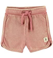 Small Rags Shorts - Grace - Støvet Rosa