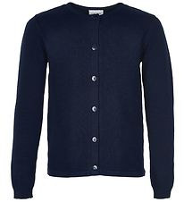 The New Cardigan - Basic - Navy Strik