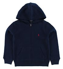 Polo Ralph Lauren Cardigan - Sweat - Navy m. Logo