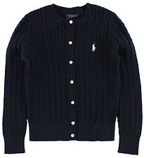 Polo Ralph Lauren Cardigan - Strik - Navy