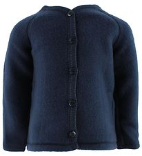 Smallstuff Cardigan - Uld - Navy