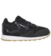 Reebok Classic Sko - Leather - Koksgrå
