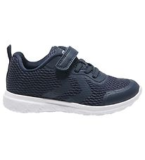 Hummel Sko - Actus ML Jr - Black Iris