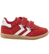 Hummel Sko - Victory Suede Infant - Poinsettia