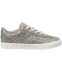 8e7e9f759c5 Hummel Sko - Diamant Glitter Jr - Shadow Gray