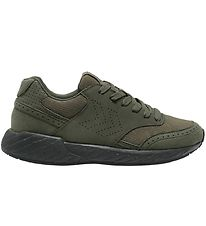 Hummel Teens Sko - Legend Marathona Deconstructed TN - Olive Nig
