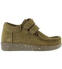 Nature Sko - Ask - Suede WR - Moss Green