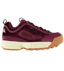 Fila Sko - Disruptor V Low - Bordeaux