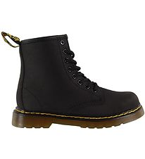 Dr. Martens Støvler m. For - Serena J - Sort