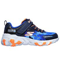 Skechers Sko - Tex - Boys Techno Strides - Navy