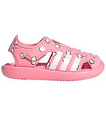 adidas Performance Sandaler - Water C - Rosa m. Minnie Mouse