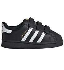 adidas Originals Sko - Superstar CF I - Sort