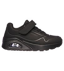 Skechers Sko - Boys Uno - Sort