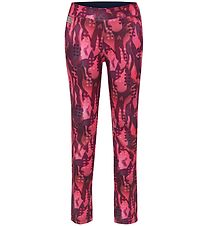 Lego Wear Leggings - Pippa - Pink m. Print