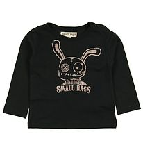 Small Rags Bluse - Sort m. Mr. Rags